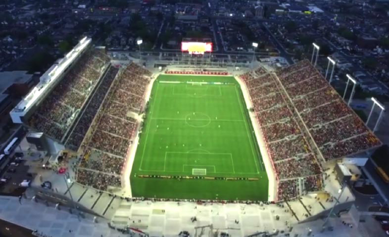 Pan Am Soccer Stadium