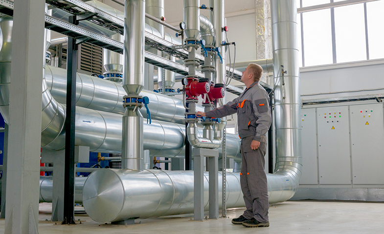 Commercial Piping Fabrication & Installation Services