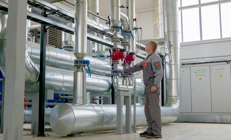 Commercial Backflow Prevention